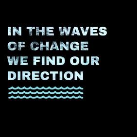 Waves of Change Inspirational Animation