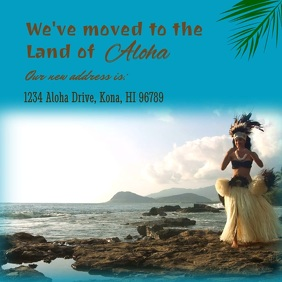 We've Moved to Hawaii Video