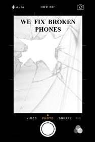 We Fix Broken Phones