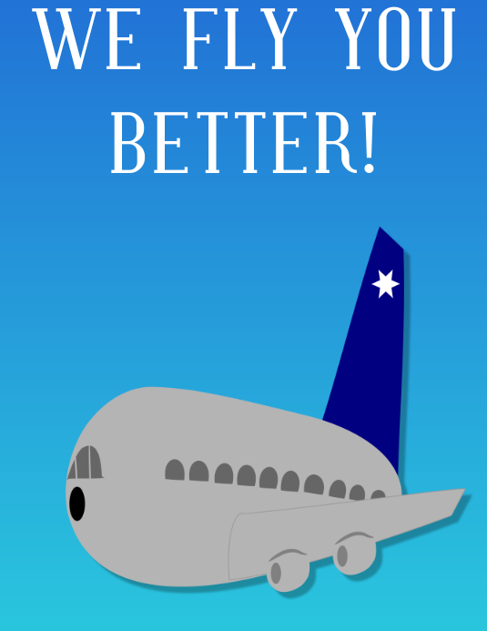 We Fly You Better
