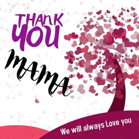 We will always love you mama