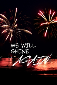 We will shine again