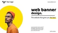 web banner template ส่วนหัวบล็อก