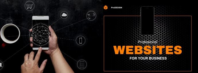 Web Design Agency Flyer Facebook Omslag Foto template