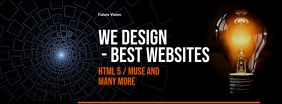 Web Design Company Flyer template