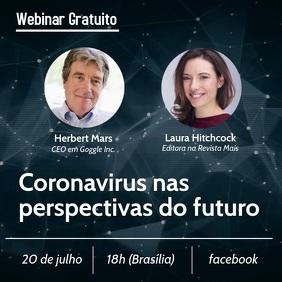 webinar gratuito free live coronavirus future