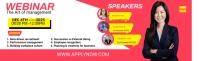 Webinar LinkedIn Career Cover Photo template