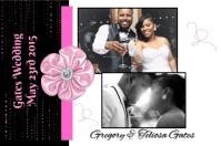 Wedding Announcement Flyer