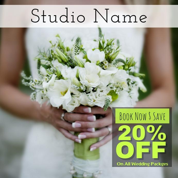 Wedding Business Flyer