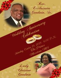 Wedding/Church Anniversary Celebration