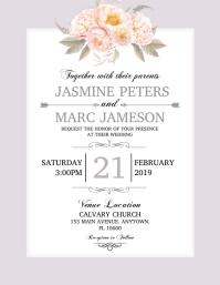 Wedding Invitation Templates Online Kalde Bwong Co