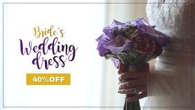 Wedding Dress Sale Video