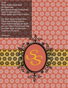 Wedding event & greeting poster template