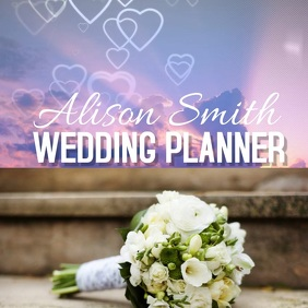 Wedding Event Planner Video Template