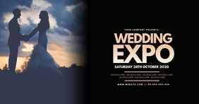 Wedding Expo Facebook Event Poster