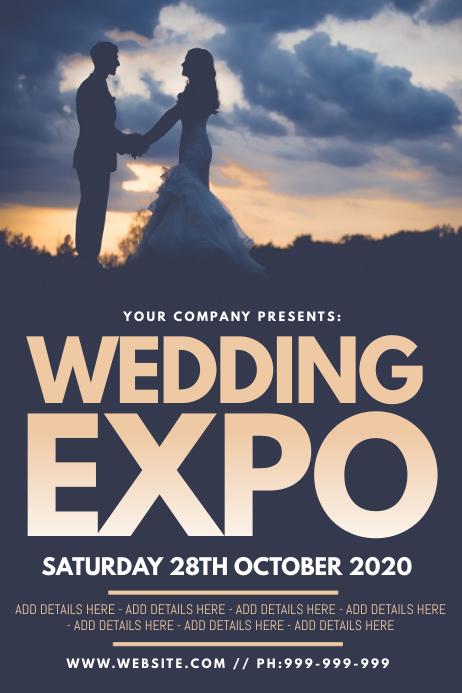 Wedding Expo Poster