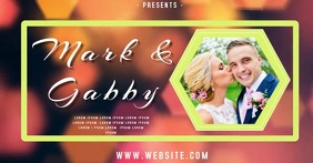 wedding facebook share SHARED IMAGE TEMPLATE