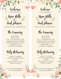 Customize 1750 Wedding Templates