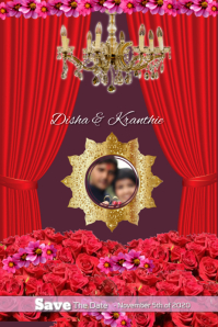wedding/India/boda/save the date/exotic