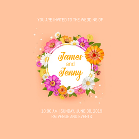 Wedding Invitation 07