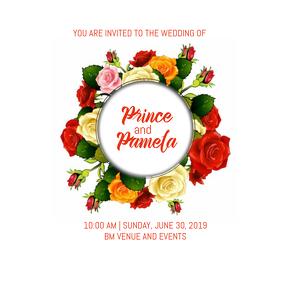 Wedding Invitation 08