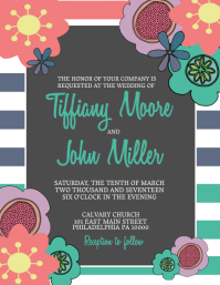 Customizable Design Templates for Invitation Flyer Event Flyer ...