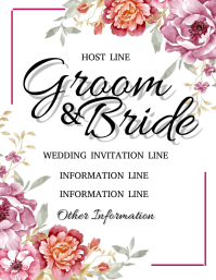 Wedding Invitation Template