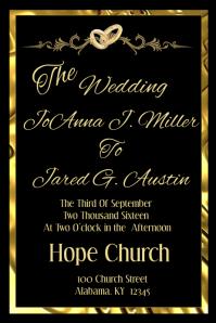 Wedding Invite Template