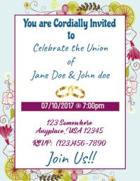 Customizable Design Templates for Invitation Flyer Event Flyer ...