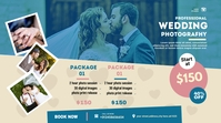 wedding photgraphy Message Twitter template