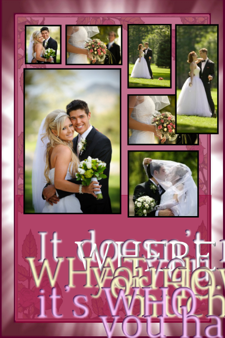 Customize 760 romantic poster templates postermywall maxwellsz