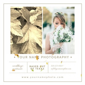 Wedding Photography Ad