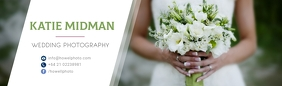Wedding Photography LinkedIn Career Cover Pho