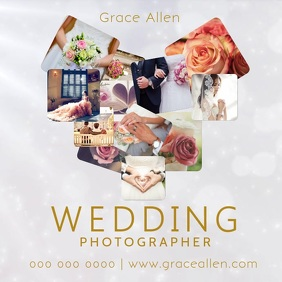 Wedding Photography Square Video