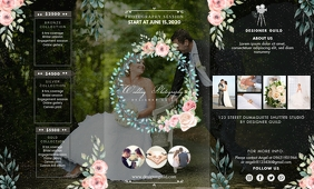 Wedding Photography Studio Brochure Template US Legal