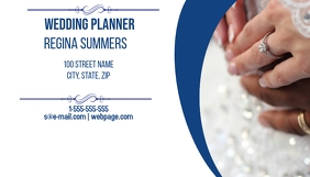 Wedding Planner Business Card