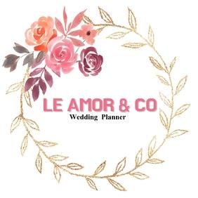 wedding planner/logo/company/bodas/spring template