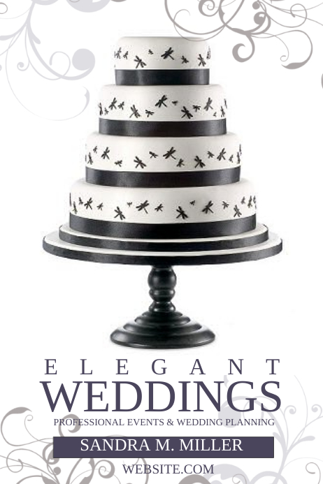 Wedding Planner Template | PosterMyWall