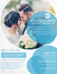 Wedding Planning Flyer