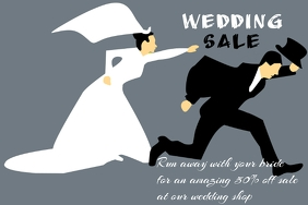 Wedding Sale