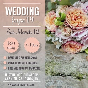 Wedding Show Video Advert