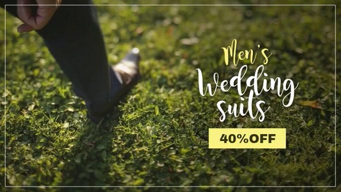 Wedding Suits Sale Video
