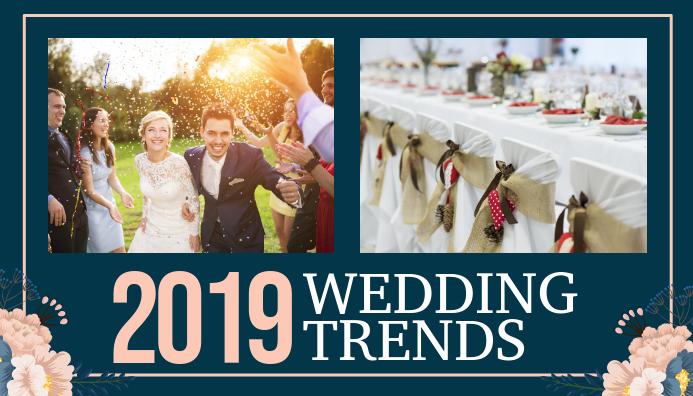Wedding Trends Blog Header template