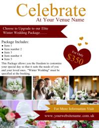 Wedding Venue Special Flyer Template