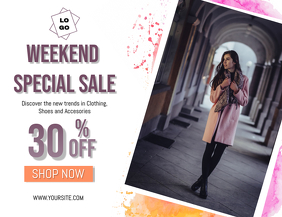 Weekend Special Sale