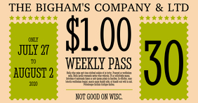 Weekly Pass