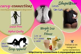 weight loss challenge flyer template