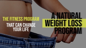 Weight Loss Youtube Thumbnail