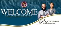 Welcome banner Isithombe Esabiwe ku-Facebook template