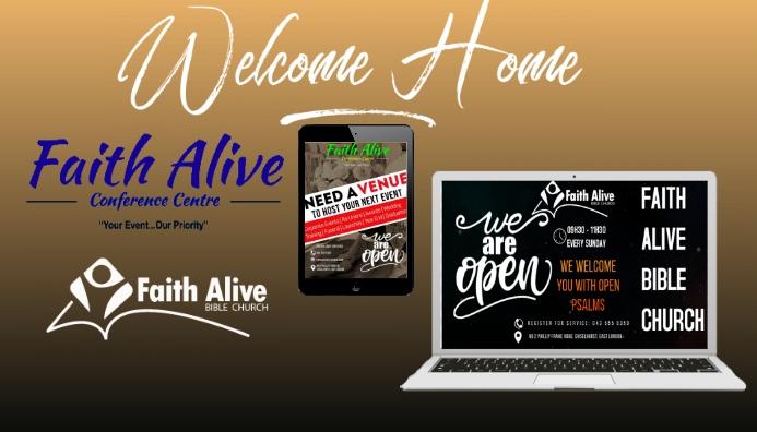 Welcome Home ส่วนหัวบล็อก template